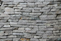Background of stone wall texture photo. Image of stone rock texture wall. background closeup Royalty Free Stock Image