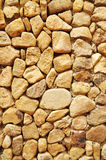 Background of stone wall texture Stock Image