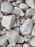Background stone. White ornamental stones lining the edge of lectures house stock images
