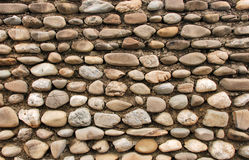 Background with stones Royalty Free Stock Photos
