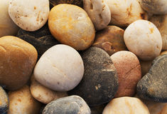 Background stones. Picture of coloured stones, nice as a background Stock Images