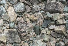 Background of the stones. Royalty Free Stock Photo