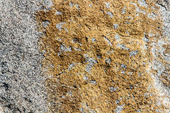 Background of stones. Photo textured stone of different colors Royalty Free Stock Photos