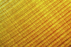 Background of the straw mats clouseup Stock Image