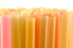 Background straws Royalty Free Stock Photography