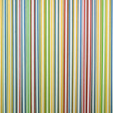 Background of Striped drink straws Stock Photo