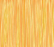 Background, strokes, simulating the texture of wood, yellow. Stock Photography