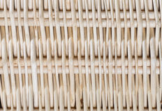 Background and structure basket light. Struktur of a basket made of wood Royalty Free Stock Photos