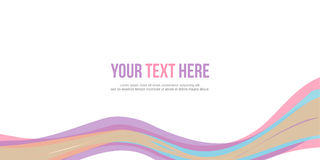 Background style for header website Royalty Free Stock Images