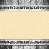 Background in style vintage Royalty Free Stock Photography