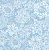 Background  with  stylized  Christmas  snowflake Royalty Free Stock Photos