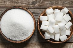 Background of sugar.Cube sugar background royalty free stock images
