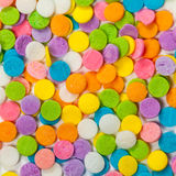 Background Sugar Sprinkles Royalty Free Stock Images