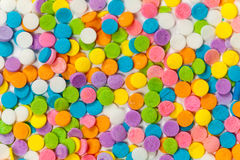 Background Sugar Sprinkles Stock Photos