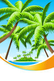 Background Summer Vacation Stock Photos