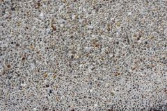 Background surface of terrazzo floor Royalty Free Stock Photo