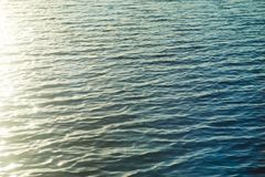 Background: the surface of the water. River water royalty free stock image