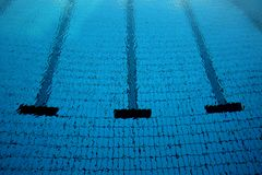 Background swimming pool royalty free stock photo
