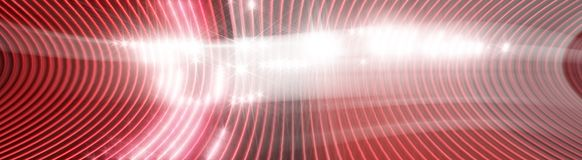 Background swirling air with star Royalty Free Stock Photos