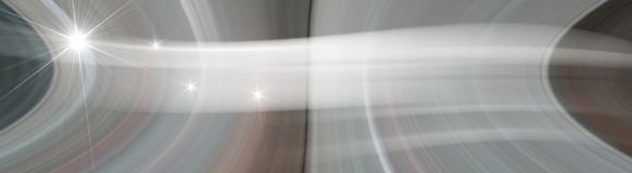 Background swirling air with star. Abstract background in the form of a swirling air concept in a piper Stock Photo