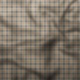 Checkered tablecloth with vertical and horizontal stripes Royalty Free Stock Image