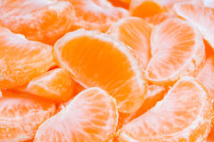 Background of tangerine Stock Images
