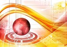 background technology Διανυσματική απεικόνιση