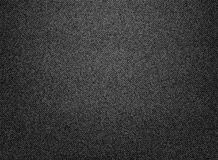 Background template with black jeans texture Stock Images