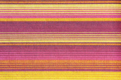 Background of textile lines. Background of textile horizontal lines Stock Photo