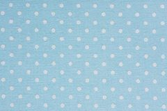 Background or textile texture. Blue and dots background or textile texture Royalty Free Stock Images