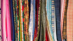 Background of textile texture Royalty Free Stock Photo