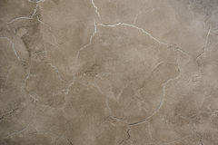 Background texture of beige gold plaster walls Royalty Free Stock Photography
