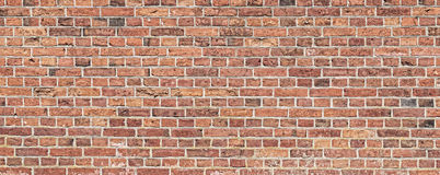 Background texture of a brick wall Stock Images