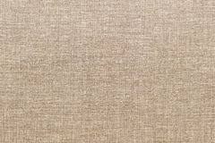 Background texture of brown canvas Royalty Free Stock Photography