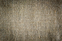 Background texture of burlap Royalty Free Stock Photos