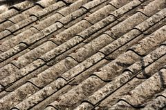Background, texture, close up roof texture for background royalty free stock photography