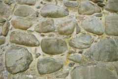 Background texture cobblestone Stock Photography