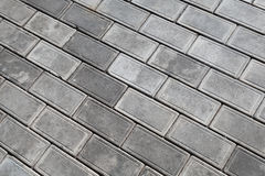 Background texture of cobblestone pavement Stock Image