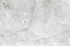Background texture of concrete wall with white paint Stock Image