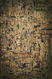 Background texture of cork Royalty Free Stock Photos