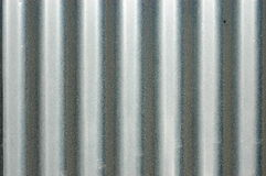 Background Texture of Corrugated Iron Royalty Free Stock Images