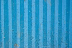 Background Texture Of Corrugated Iron Stock Photography