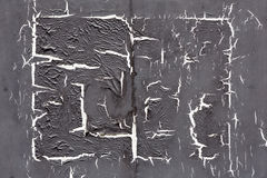 Background texture from cracked paint Stock Photos