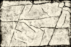 Background or Texture  cracked rock Stock Photos