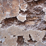 Background texture from cracked wall Royalty Free Stock Image