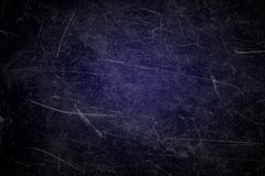 Background texture dark blue with scratches Royalty Free Stock Photography
