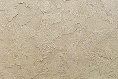 Background and texture of decorative plaster to cover the walls and ceilings. Background for design and decoration.  royalty free stock photos