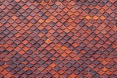 Background Texture. Detail of a roof Stock Photo