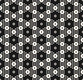 Background texture with different hexagons in hexagonal grid. Simple geometric background texture with different hexagons in hexagonal grid. Abstract modern Royalty Free Stock Photo