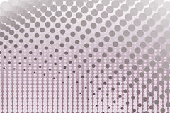 Background texture with dots. Vector illustration of a background texture with dots Royalty Free Stock Photos